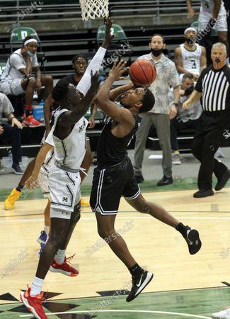 Editorial picture of NCAA Basketball Long Beach State at Hawaii FEB26, Honolulu, USA - 26 Feb 2021