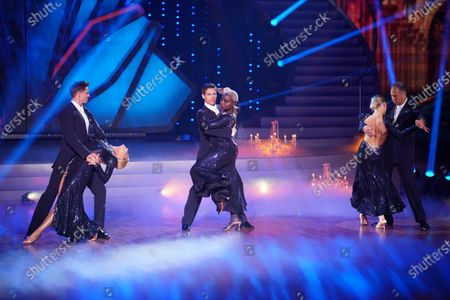 Editorial image of Let's Dance - Who is dancing with whom? The big introductory show' TV show, Cologne, Germany - 26 Feb 2021