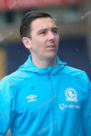 Blackburn Rovers midfielder Stewart Downing (6) arrives for the EFL Sky Bet Championship match between Blackburn Rovers and Coventry City at Ewood Park, Blackburn
