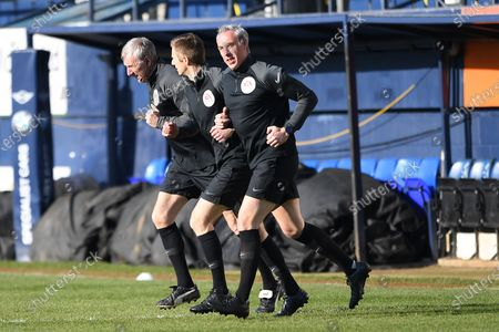 Editorial image of Luton Town v Sheffield Wednesday, EFL Sky Bet Championship - 27 Feb 2021