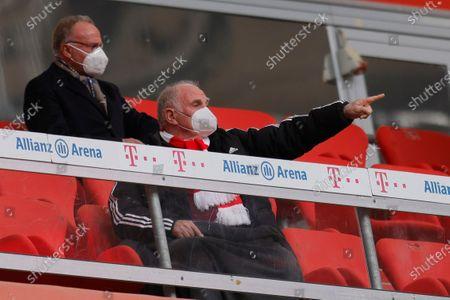 Editorial image of Bayern Munich vs 1. FC Koeln, Germany - 27 Feb 2021