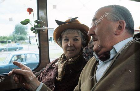 Gabrielle Daye and Geoffrey Denton