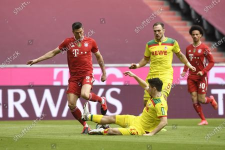 Editorial picture of Soccer Bundesliga, Munich, Germany - 27 Feb 2021