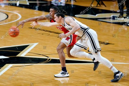 Editorial photo of Mississippi Vanderbilt Basketball, Nashville, United States - 27 Feb 2021