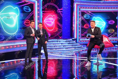Editorial picture of 'Ant & Dec Saturday Night Takeaway' TV show, Series 17, Episode 2, London, UK - 27 Feb 2021