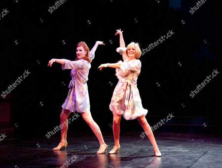'Sweet Charity' - Tiffany Graves (Helene) and Tamzin Outhwaite (Charity Hope Valentine)