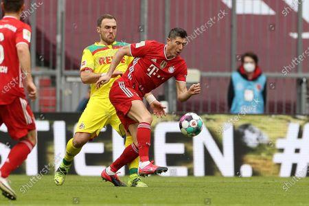 Editorial image of Bayern Munich v FC Koln, Bundesliga, Football, Allianz Arena, Munich, Germany - 27 Feb 2021