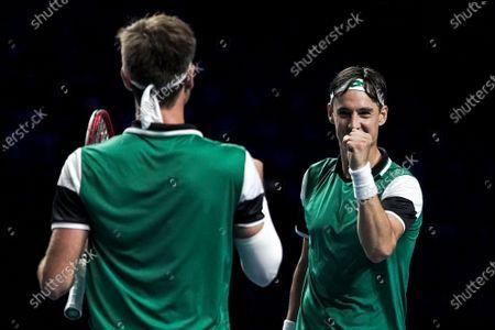 Editorial picture of Singapore Tennis Open ATP 250 - 28 Feb 2021