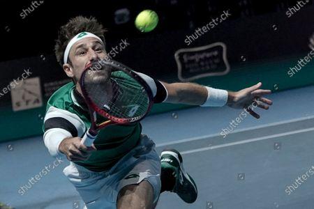 Editorial image of Singapore Tennis Open ATP 250 - 28 Feb 2021