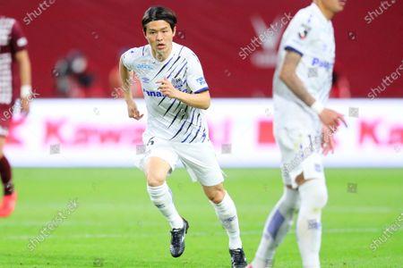 Editorial photo of J1 2021 : Vissel Kobe 1-0 Gamba Osaka, Kobe, Japan - 27 Feb 2021