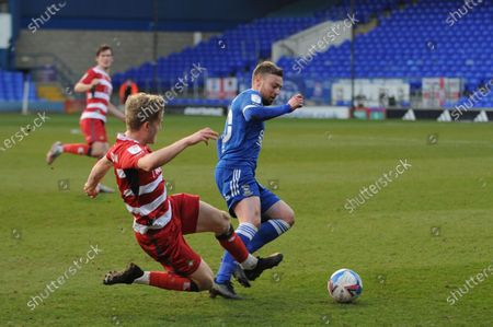 Editorial image of Ipswich Town v Doncaster Rovers, EFL Sky Bet League One, Football, Portman Road, Ipswich, UK - 27 Feb 2021