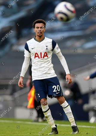 Editorial picture of Tottenham Hotspur vs Burnley FC, London, United Kingdom - 28 Feb 2021