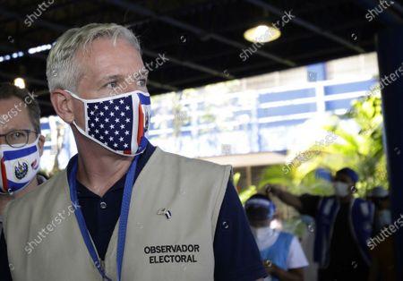 Editorial image of Legislative elections in El Salvador, San Salvador - 28 Feb 2021