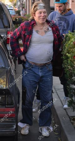 Exclusive - Mickey Rourke