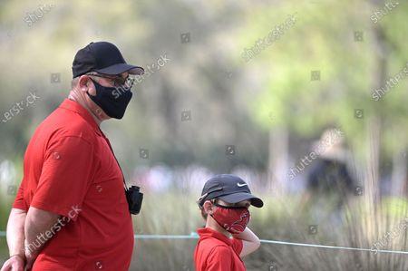 Editorial photo of Workday Championship Golf, Bradenton, United States - 28 Feb 2021