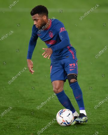 Stock Image of Thomas Lemar of Atletico de Madrid