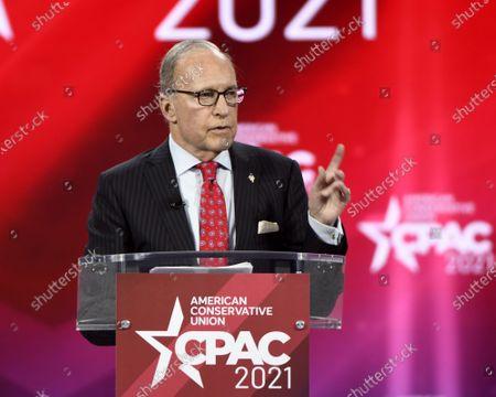 Editorial photo of Conservative Political Action Conference, Orlando, Florida, USA - 28 Feb 2021