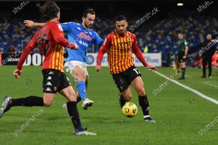 Gianluca Caprari (Benevento Calcio)