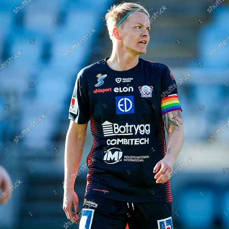 Nilla Fischer (#5) captain in Linkoping