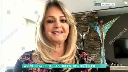 Stock Picture of Bonnie Tyler
