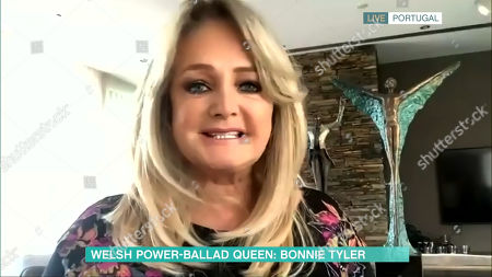 Stock Image of Bonnie Tyler