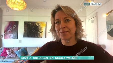 Stock Picture of Nicola Walker