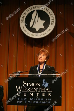 Editorial picture of Simon Wiesenthal Center's 2010 Humanitarian Award Ceremony, Los Angeles, America - 05 May 2010