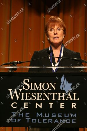 Editorial image of Simon Wiesenthal Center's 2010 Humanitarian Award Ceremony, Los Angeles, America - 05 May 2010