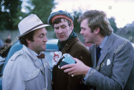 Stock Photo of Norman Rossington, David Kincaid and Barry Justice