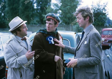 Norman Rossington, David Kincaid and Barry Justice