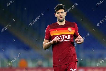 Federico Fazio (Roma) during the match