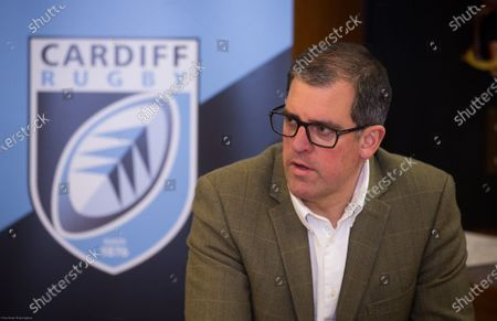 Editorial photo of Cardiff Blues Re-naming Announcement - 01 Mar 2021