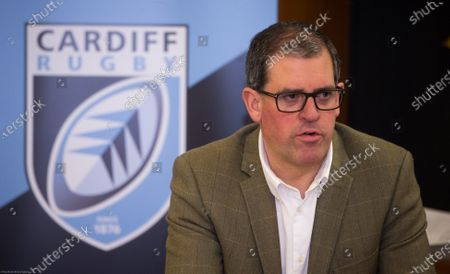 Editorial picture of Cardiff Blues Re-naming Announcement - 01 Mar 2021