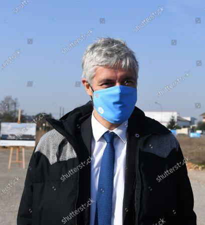 Stock Picture of Laurent Wauquiez