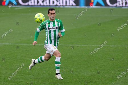 Juan Miguel Angel Jimenez of Real Betis