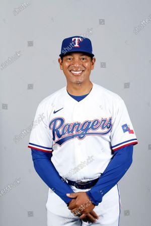 Editorial image of Texas Rangers 2021 Baseball, Surprise, United States - 23 Feb 2021