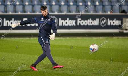 QPR's Joe Walsh (GK)