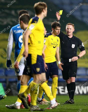 Oxford United v Peterborough United