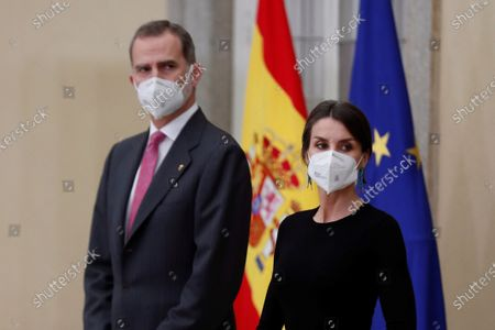 Spanish Royals deliver the National Sports Awards 2018, Madrid