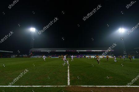 Cambridge United v Scunthorpe United