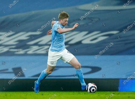 Stock Picture of Kevin De Bruyne of Manchester City