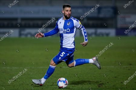 Max Ehmer of Bristol Rovers