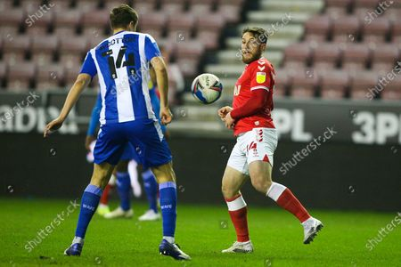 Editorial picture of Wigan Athletic v Charlton Athletic, EFL Sky Bet League 1 - 02 Mar 2021