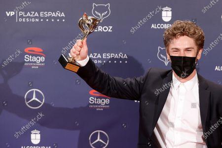 Editorial image of Feroz Award ceremony in Madrid, Spain - 02 Mar 2021