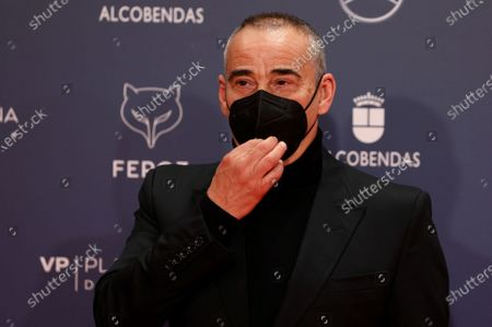 Editorial photo of Feroz Award ceremony in Madrid, Spain - 02 Mar 2021