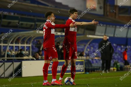 Editorial photo of Coventry City v Middlesbrough, UK - 02 Mar 2021