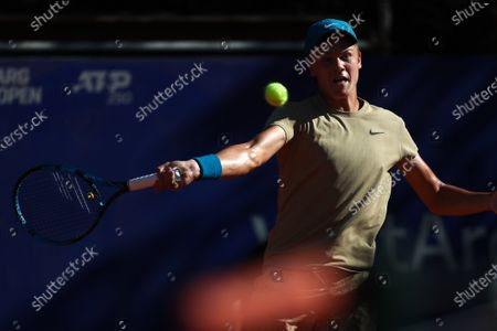 Editorial picture of ATP250 of Buenos Aires, Argentina - 02 Mar 2021