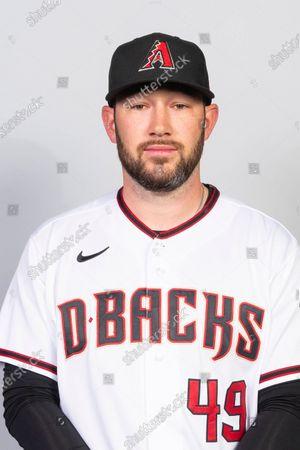 Editorial image of Arizona Diamondbacks 2021 Baseball, United States - 26 Feb 2021