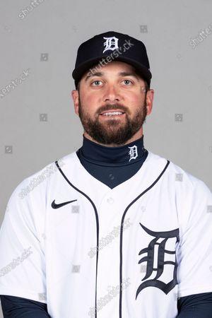 Editorial image of Detroit Tigers 2021 Baseball, Lakeland, United States - 25 Feb 2021