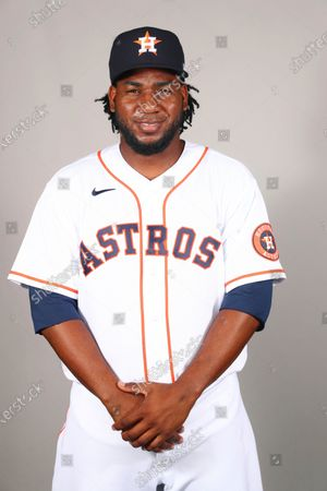 Editorial picture of Houston Astros 2021 Baseball, West Palm Beach, United States - 25 Feb 2021